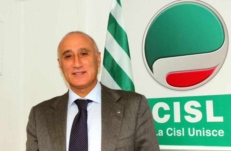 Mimmo Milazzo riconfermato segretario della Cisl in Sicilia