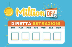 Million day, cinquina da un milione  di euro a Caltagirone