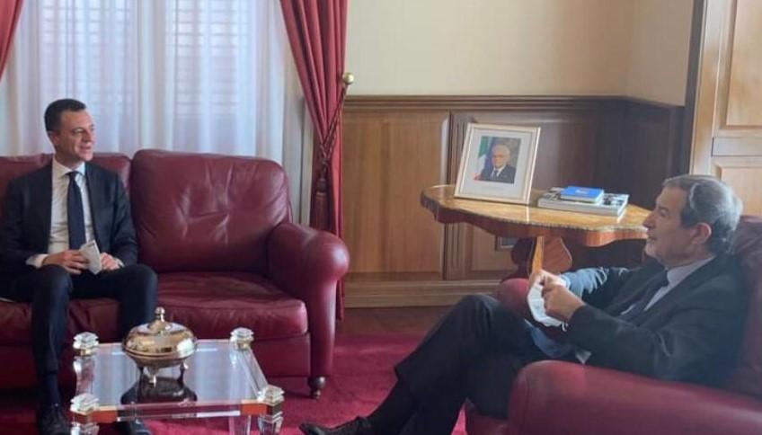 Lega Sicilia, giornata di incontri palermitani per il segretario regionale Nino Minardo