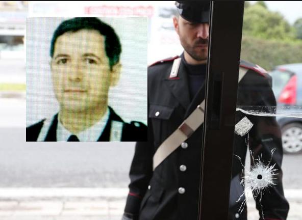 Sabato i funerali del maresciallo ucciso in servizio a Marsala