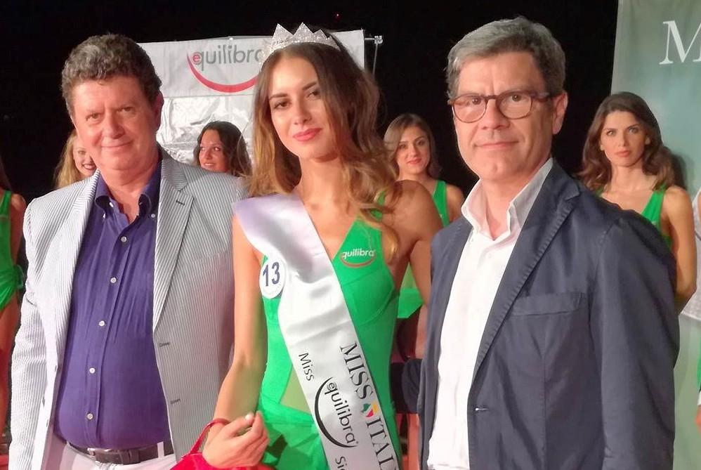 Selezioni di Miss Italia, a Siracusa Martina di Aci Castello è la più bella