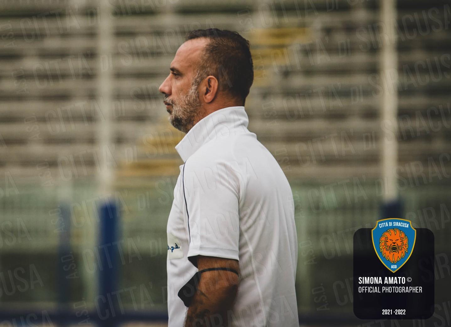 Calcio, Siracusa bloccato in casa dal Santa Croce, mister Mascara: cinque minuti di follia