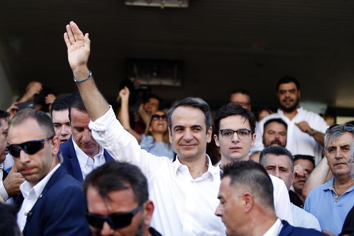 La Grecia volta le spalle a Syriza: Nea Dimokratia vince le elezioni