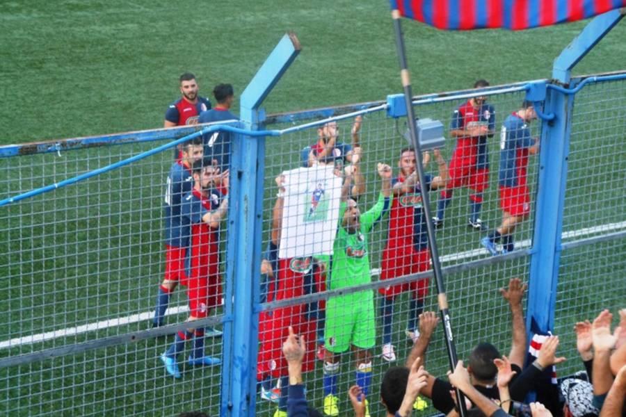 Calcio, Promozione: il Modica espugna il campo del Caltagirone (2 a 1) e consolida i play off