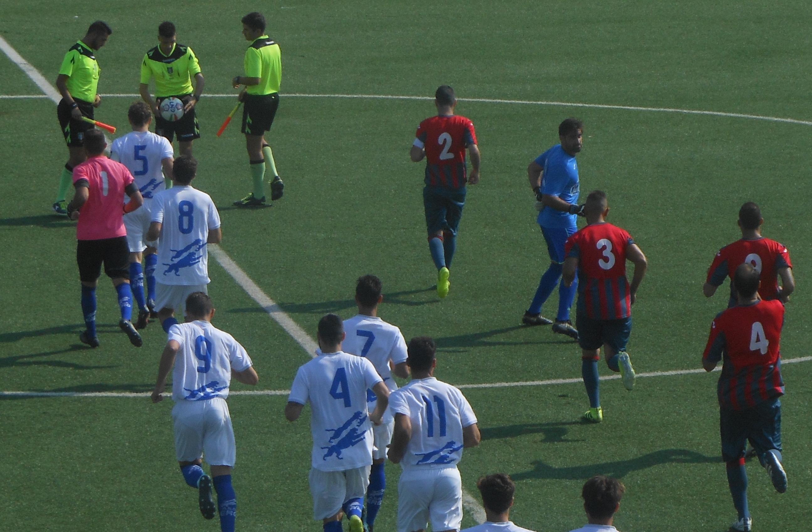 Promozione, il Modica passa a Siracusa contro l'Erg: gol partita di Incardona