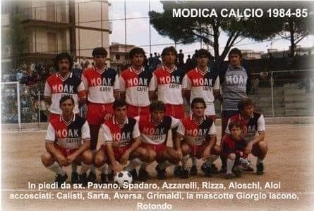 Calcio, è morto Vito Calisti: fu difensore del Modica nella stagione 1984-1985