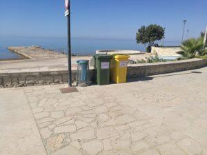 L'Igm piazza 20 postazioni per la differenziata a Marina di Modica