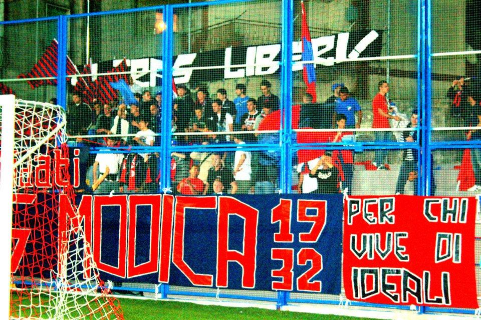 Calcio, il Modica sfida la vicecapolista Misterbianco: appello ai tifosi