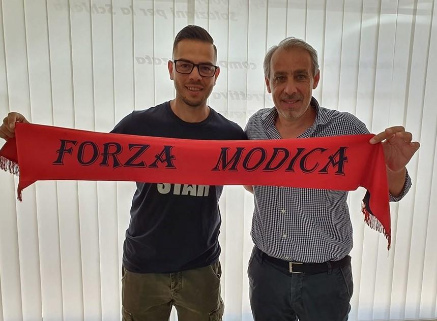 Calcio, Promozione: il Modica ingaggia il difensore Salvatore Campailla