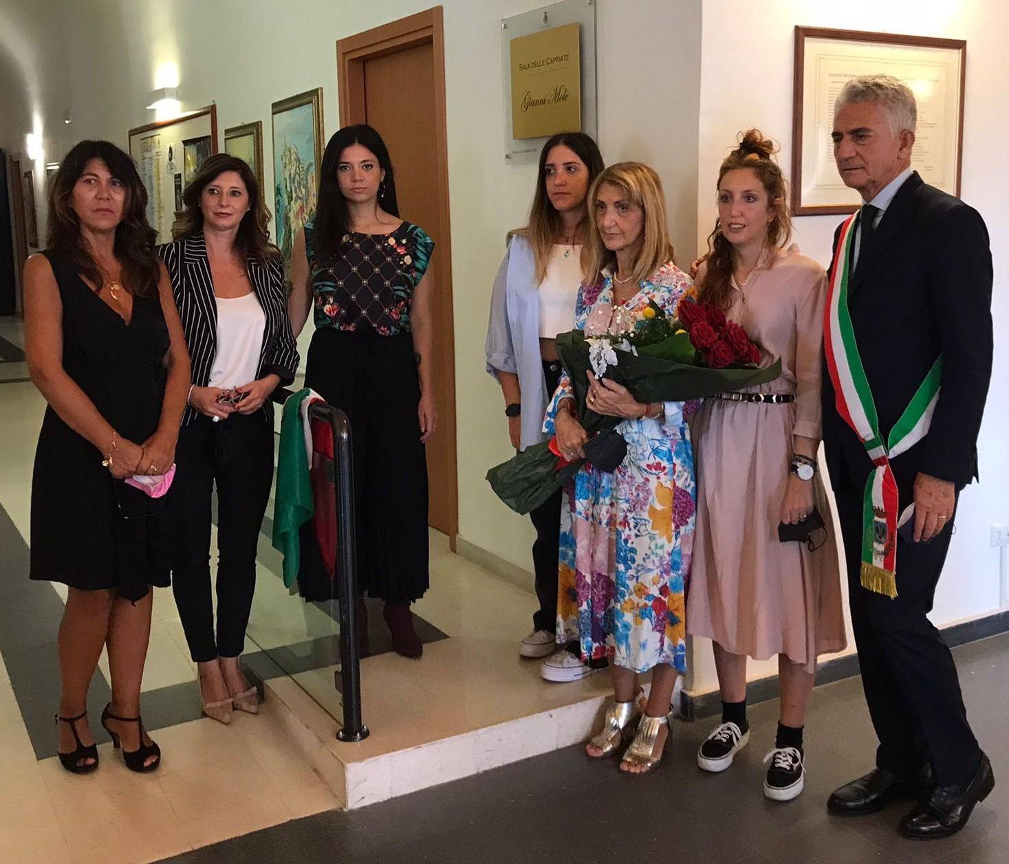 Vittoria, la Sala delle Capriate intitolata al giornalista Gianni Molè