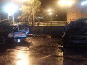 Incendiate a Partinico due vetture della società di vigilanza Mondialpol