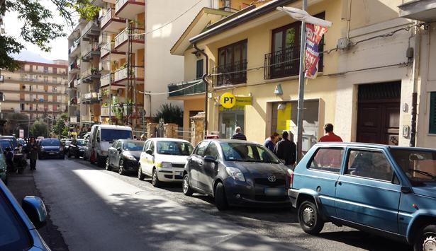 Tentata rapina alle Poste di Monreale: arrestati tre palermitani