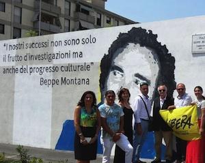 Catania, il ritorno dei vandali a piazza Montana: chiesto l'intervento del sindaco
