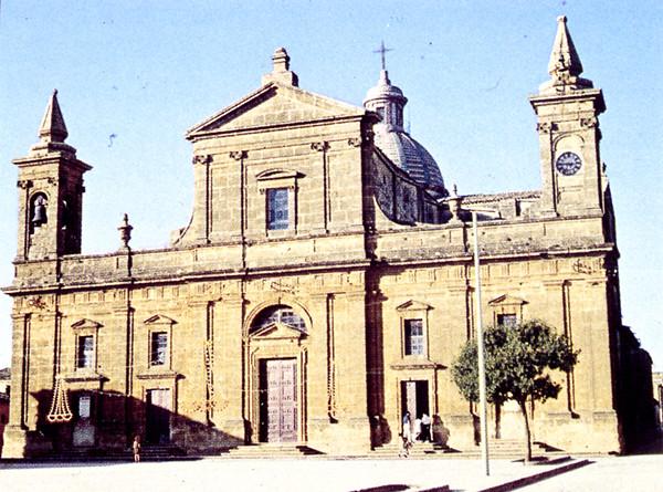 Beni culturali, finanziato il progetto della chiesa Madre di Montevago