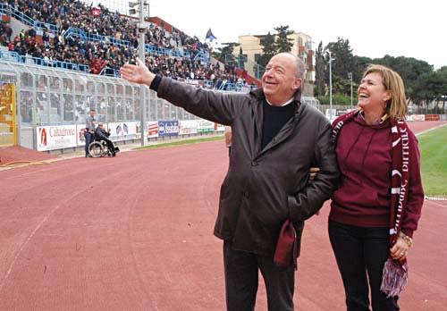 Trapani Calcio, il presidente Vittorio Morace rassegna le dimissioni