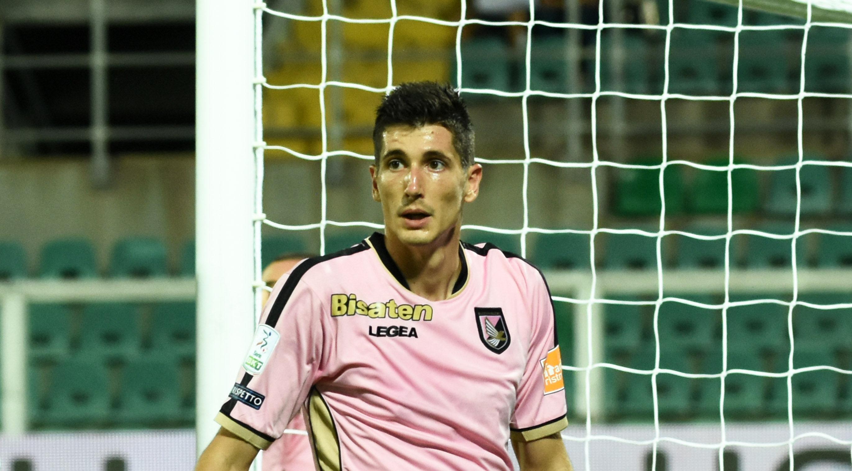 """Moreo fiducioso per il Palermo: """"Siamo vivi e lotteremo fino alla fine"""""""