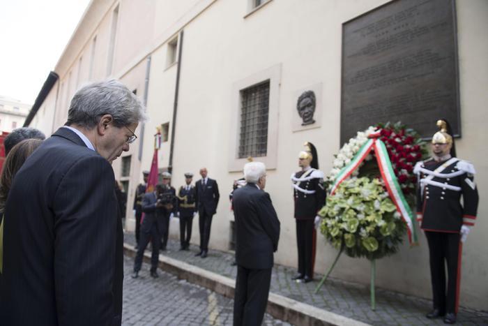 Celebrato il giorno della memoria, 40 anni fa l'uccisione di Aldo Moro