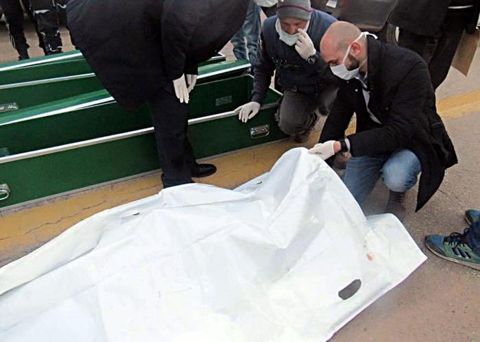 """La vedova Failla: """"Non voglio funerali di Stato"""""""
