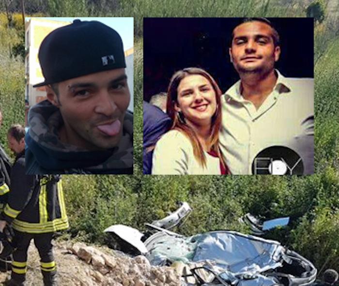 Floridia , città in lutto: oggi l'addio a Peppe, Chiara e Giovanni