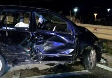 Incidente stradale sulla Comiso - Santa Croce Camerina: un morto e 2 feriti