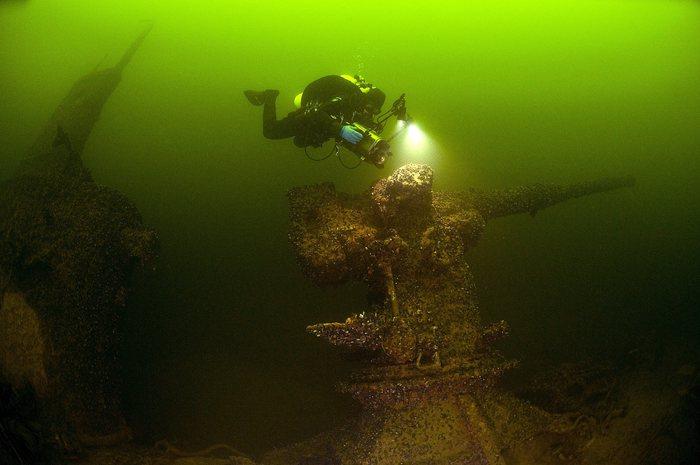 Sottomarini russi affondati in Finlandia