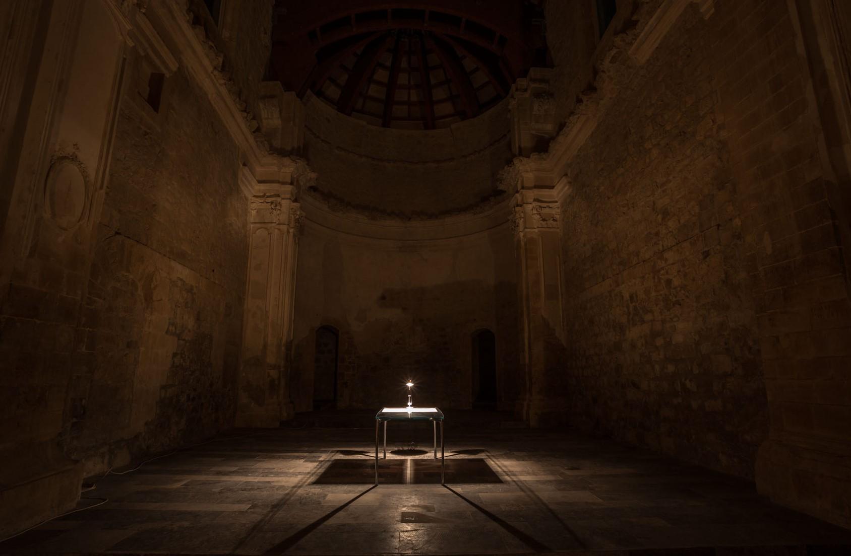 Modica, inaugurata a Santa Maria del Gesù la mostra di Stefania Zocco