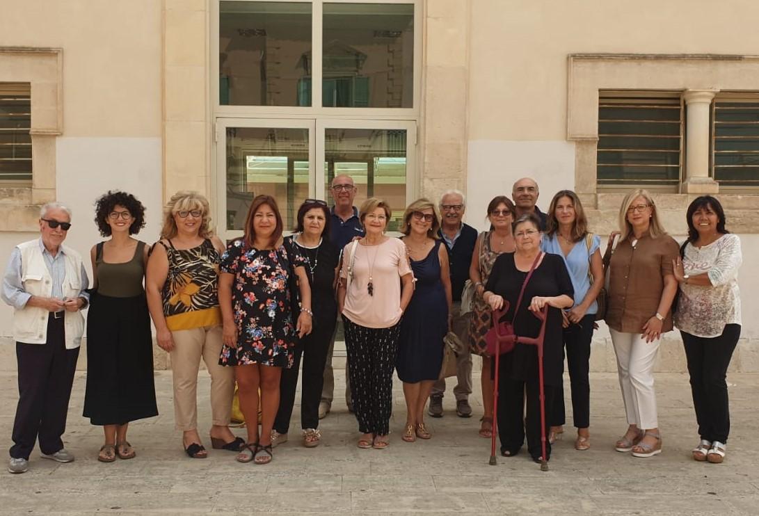 """Vittoria, alla Sala Mazzone collettiva di pittura e scultura """"Vision"""""""