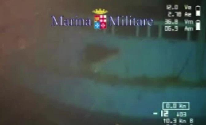 Mazara, peschereccio affondato: i cadaveri dei 3 marinai nel relitto