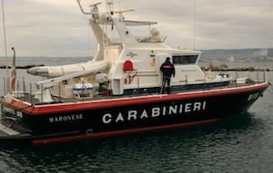 Augusta, motovedetta sequestra 7 pesci spada di dimensioni illegali