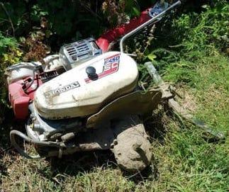 Travolto da motozappa, muore un agricoltore a Santa Maria del Focallo