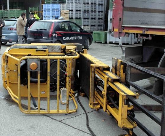 Incidenti sul lavoro, in Sardegna muore un operaio siracusano