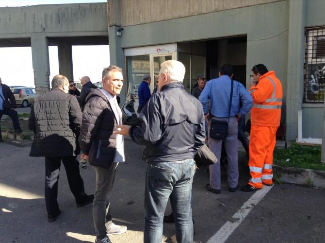 Catania, incertezze alla Multiserizi: domani lavoratori per 2 ore in assemblea