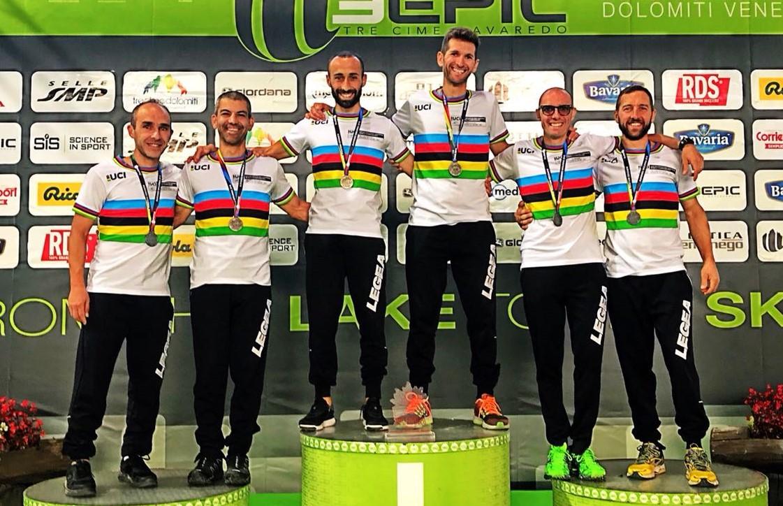 """Mountain bike, la Mtb di Pozzallo vince il """"Mundialito"""" ad Auronzo di Cadore"""