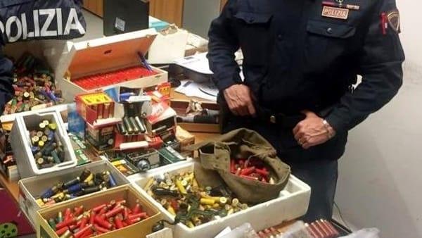 Droga e munizioni, arrestato 22 enne a Palermo