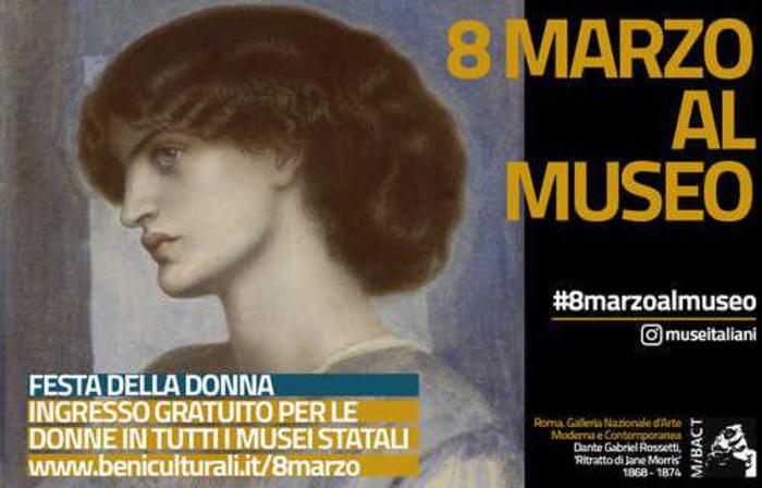 Sicilia, l'8 marzo musei gratis per tutte le donne