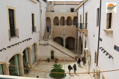 Riaperta a Siracusa la Galleria del Museo di Palazzo Bellomo: lavori ultimati