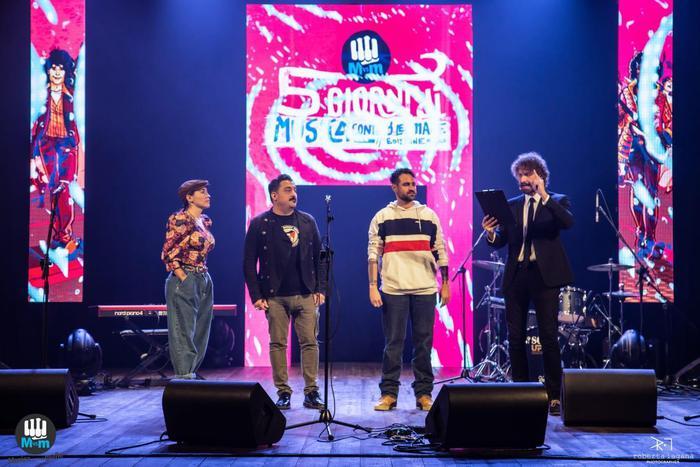 Conclusa a Cosenza  la '5 Giorni di musica contro la mafia'