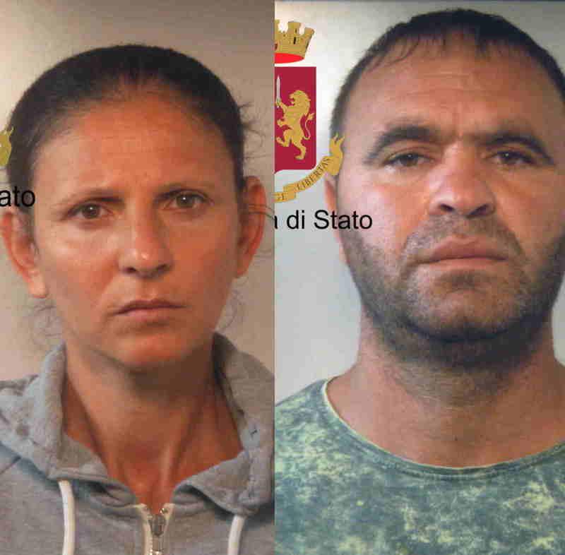 Beccati con cibo rubato in un market, due romeni arrestati a Comiso