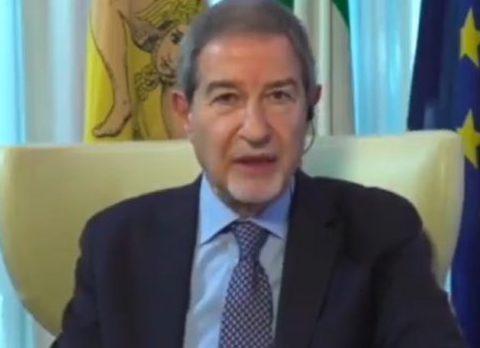 """Palermo,  Musumeci a Rai 1: """"I siciliani hanno superato la diffidenza su AstraZeneca"""""""