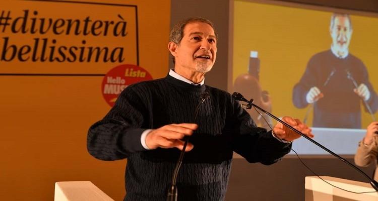 """Regione, Musumeci: """"Io candidato alle primarie per la presidenza"""""""