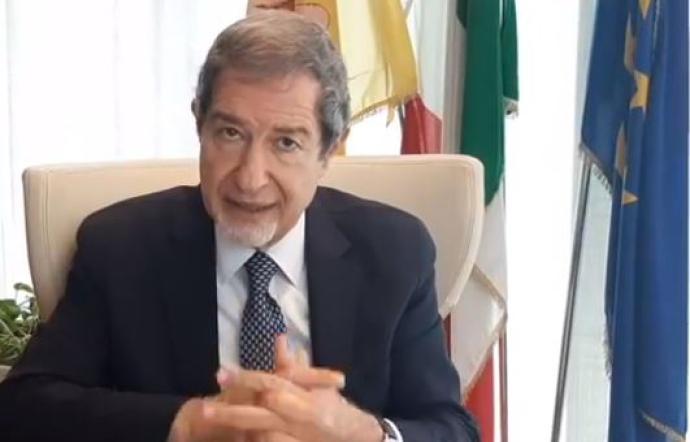 """Migranti, il governatore Musumeci: """"La Sicilia non può essere un campo profughi"""""""