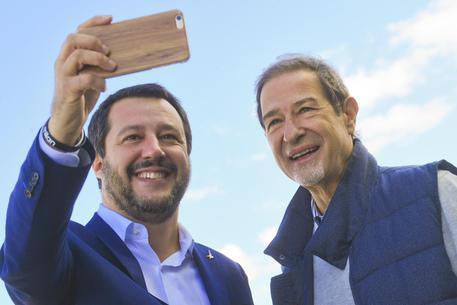 """Musumeci invitato dal leader della lega Salvini a Pontida: """"Ci sarò"""""""