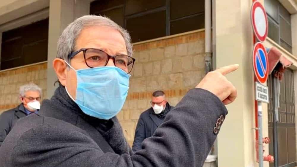 """Il governatore Musumeci a Conte: """"Sicilia pronta a nuove riaperture"""""""