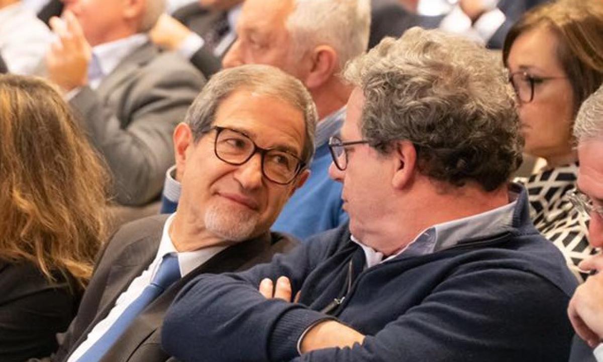 """Miccichè a Viagrande abbassa il tiro su Salvini: """" Studia da uomo di Stato, così si vince"""""""