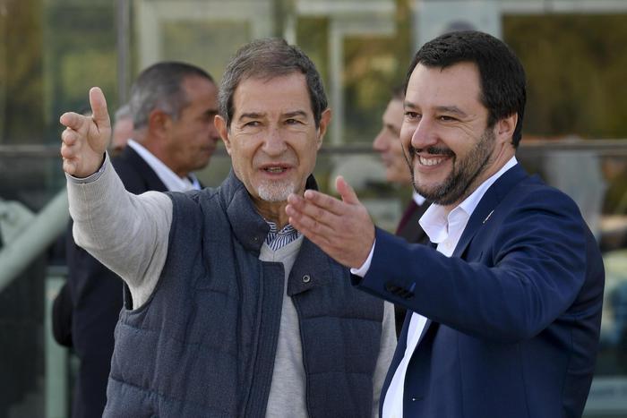 La Lega entra in giunta in Sicilia, avrà l'assessorato ai Beni Culturali
