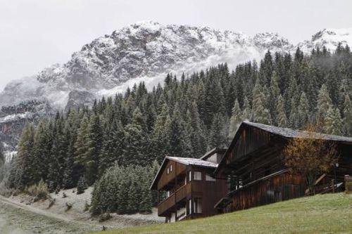 Maltempo: in arrivo la prima neve su Alpi e Appennini