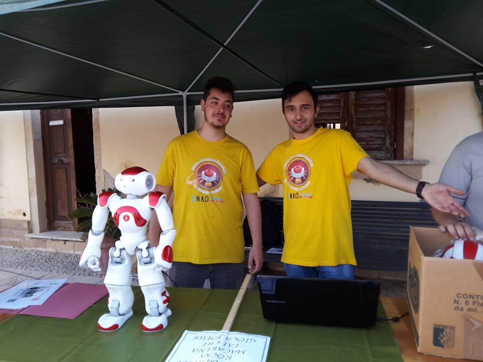 A Marzamemi arriva Nao, il robot sviluppato dai ragazzi del Bartolo
