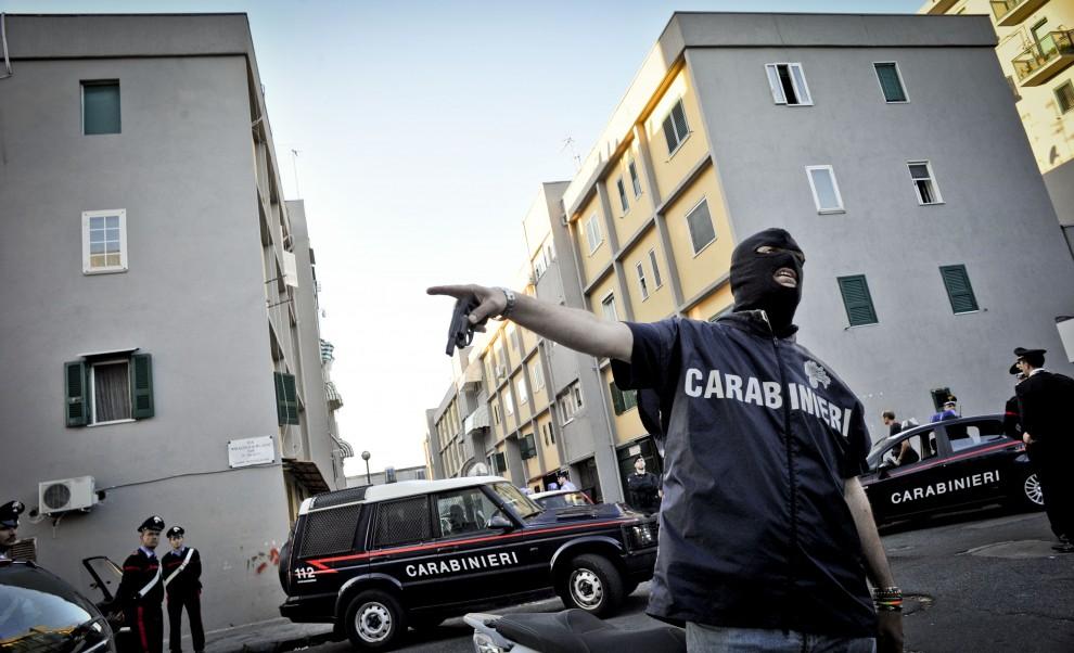 Camorra, stangata al clan Lo Russo: retata con 43 arresti a Napoli