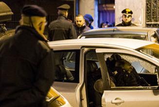 Agguato di camorra a Napoli, uccisi due capoclan
