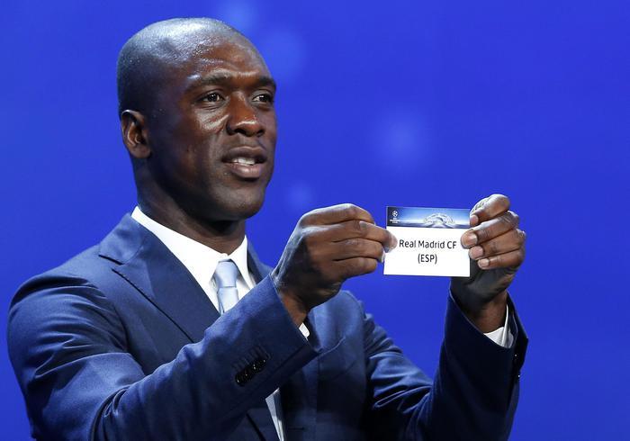 Champions, il Napoli trova il Real Madrid e la Juve il Porto